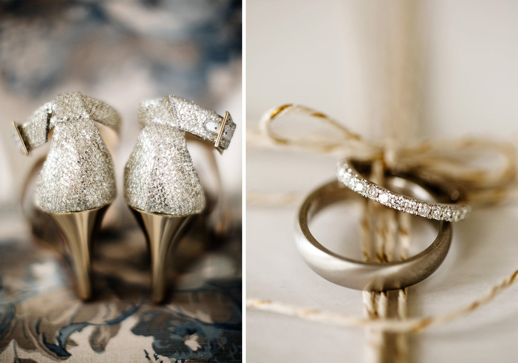 Ring and Shoe Details