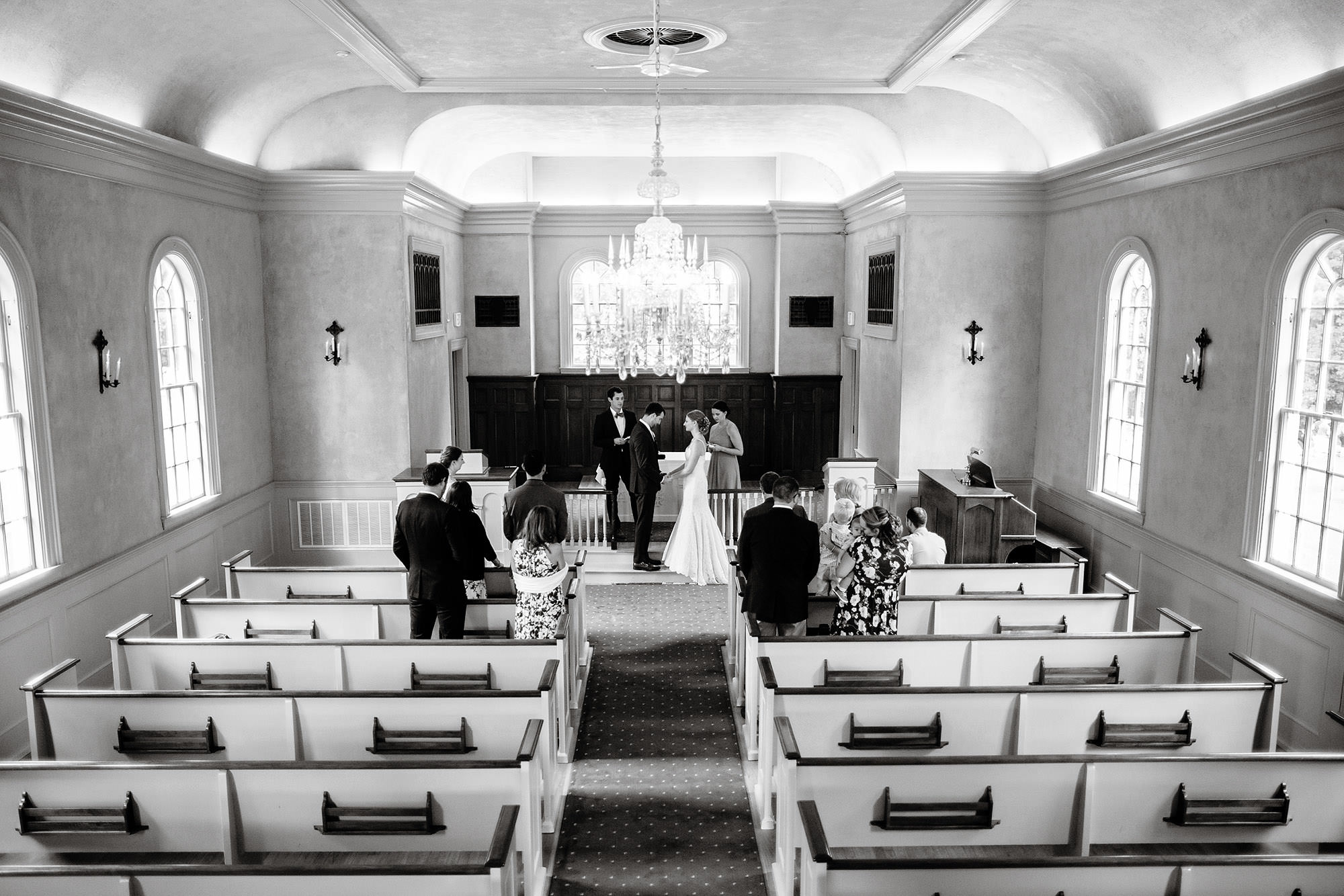 Martha Mary Chapel Wedding  I  The small, intimate ceremony in Sudbury, MA.